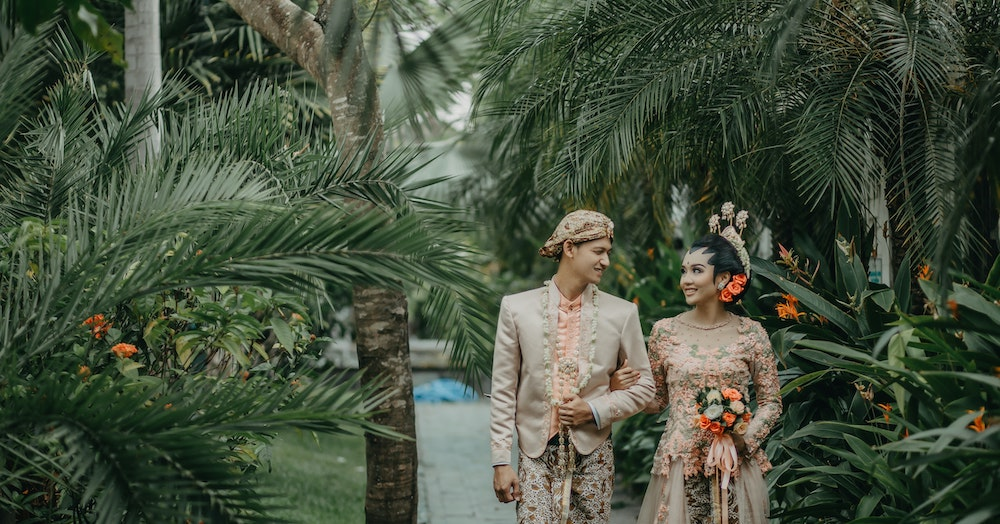 Indonesienrin heiraten Kosten