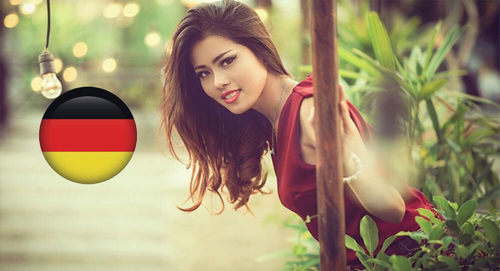 Indonesische Frau kennenlernen in Deutschland